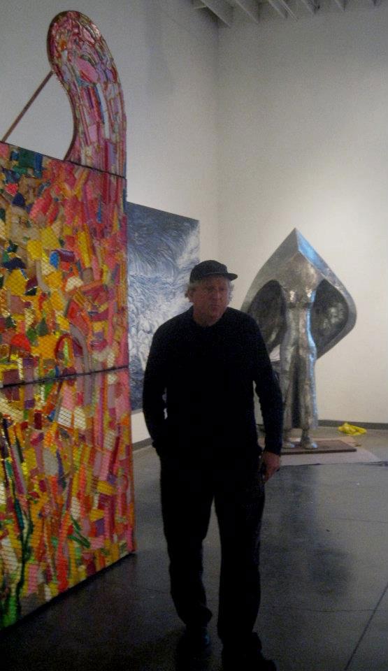 Finley Fryer opening at John Natsoulas Gallery in Davis CA