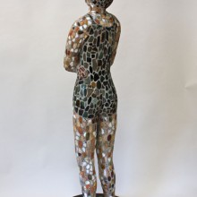 Jocelyn, native stone, 62 x 17 x 9, 2013